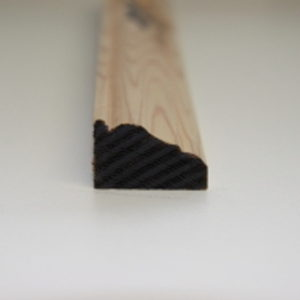 38 x 25mm PATTERN 207 SOFTWOOD MOULDING