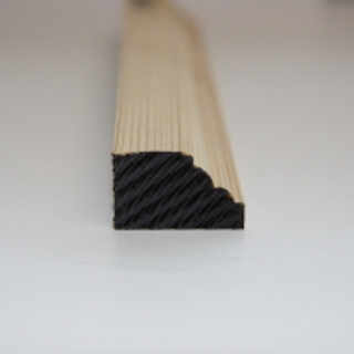 38 x 25mm PATTERN 208 SOFTWOOD MOULDING