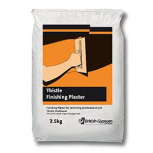 7.5kg THISTLE FINISHING PLASTER