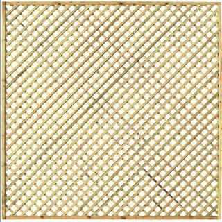900 x 1830mm HILLSIDE DIAMOND TRELLIS