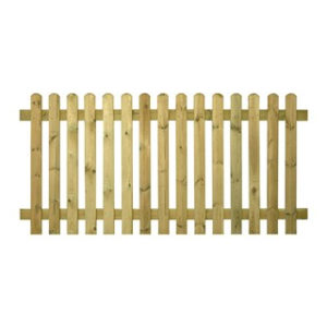 1830 x 900mm PICKET PALE FENCE