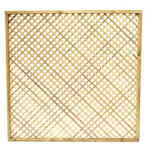 900 x 1830mm PRIVACY DIAMOND TRELLIS