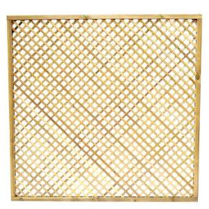 900 x 1830mm PRIVACY DIAMOND TRELLIS