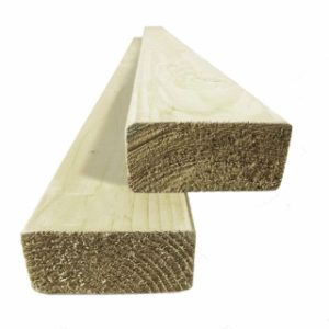 50 x 25mm TREATED ROOFING BATTENS