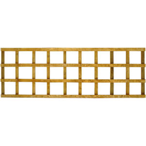 305 x 1830mm SQUARE TRELLIS