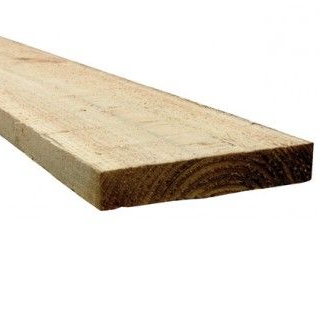 150 x 22mm TREATED TIMBER