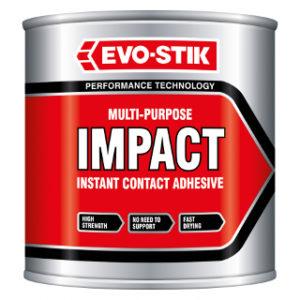 EVO-STICK 500ml IMPACT ADHESIVE