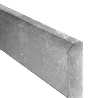 1830mm x 300mm FLAT CONCRETE GRAVEL BOARD