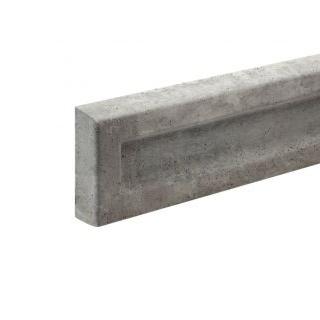 1830mm x 150mm RECESSED CONCRETE GRAVEL BOARD