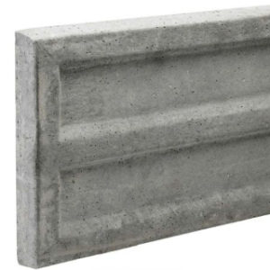 1830mm x 300mm RECESSED CONCRETE GRAVEL BOARD