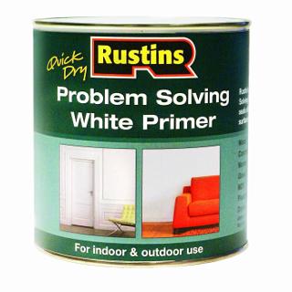 250ml. RUSTINS PROBLEM SOLVING PRIMER