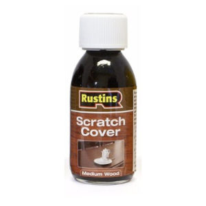 125ml. RUSTINS MEDIUM SCRATCH COVER