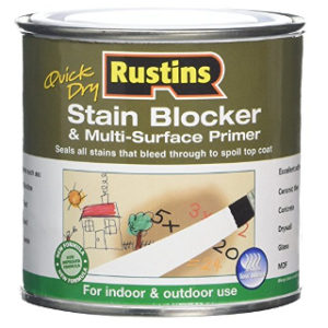250ml. RUSTINS STAIN BLOCK