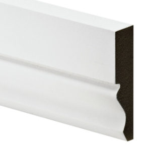 18 x 58mm OGEE M.D.F. MOULDING