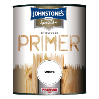 750ml WHITE ALL PURPOSE PRIMER JOHNSTONE'S PAINT