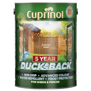 5L AUTUMN GOLD DUCKSBACK CUPRINOL