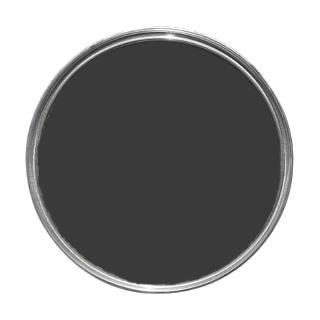 2.5L BLACK NON DRIP GLOSS JOHNSTONE'S PAINT