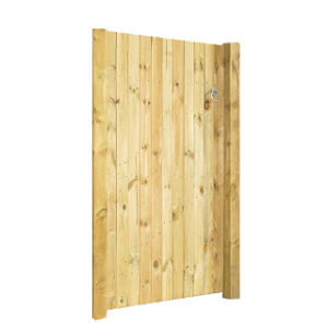 900mm x 1800mm CARLTON TALL SQUARE TOP GATE