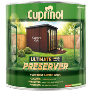 1L COUNTRY OAK ULTIMATE WOOD PRESERVER CUPRINOL