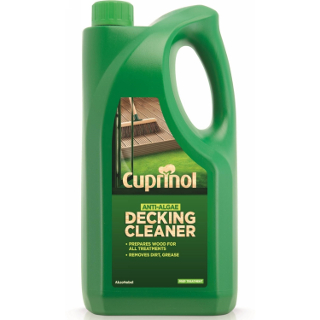 2.5L DECKING CLEANER CUPRINOL