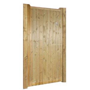 750mm x 1800mm DRAYTON TALL SQUARE TOP GATE