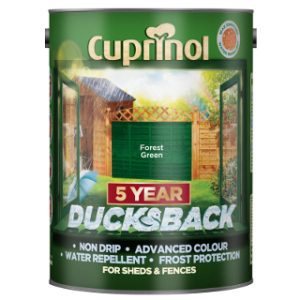 5L FOREST GREEN DUCKSBACK CUPRINOL