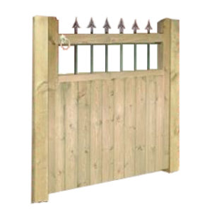 750mm x 1200mm HAMPTON GATE