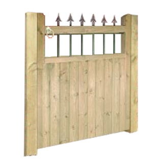 750mm x 1200mm HAMPTON GATE