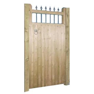 900mm x 1800mm TALL HAMPTON GATE