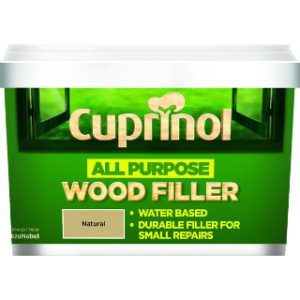 500ml NATURAL WOOD FILLER ALL PURPOSE CUPRINOL