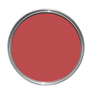 TESTER RICH RED JOHNSTONE'S PAINT