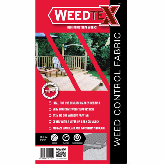 1.5m x 100m WEEDTEX