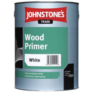 2.5L WHITE WOOD PRIMER JOHNSTONE'S PAINT