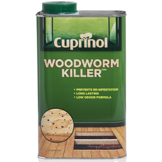 500ml WOODWORM KILLER CUPRINOL