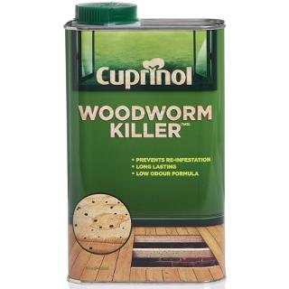 5L WOODWORM KILLER CUPRINOL