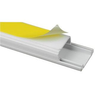 3m 25mm x 16mm SELF ADHESIVE TRUNKING