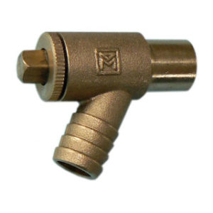 15mm BRASS DRAW-OFF COCK