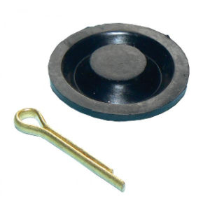 FLOAT VALVE DIAPHRAGM AND PIN