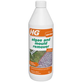 1L ALGAE & MOULD REMOVER HG