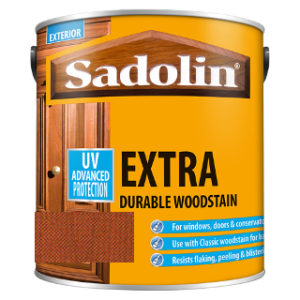 1L ANTIQUE PINE EXTRA DURABLE WOODSTAIN SADOLIN
