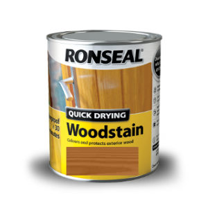 2.5L ANTIQUE PINE SATIN QUICK DRY WOODSTAIN RONSEAL