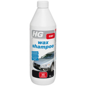 1L CAR WAX SHAMPOO HG