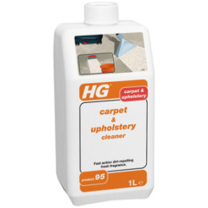 1L CARPET & UPHOLSTERY CLEANER HG