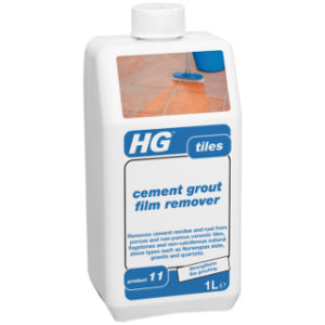 1L CEMENT GROUT FILM REMOVER HG