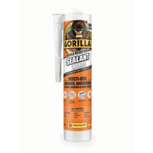 CLEAR SEALANT CARTRIDGE GORILLA