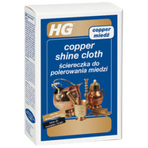 COPPER SHINE CLOTH HG