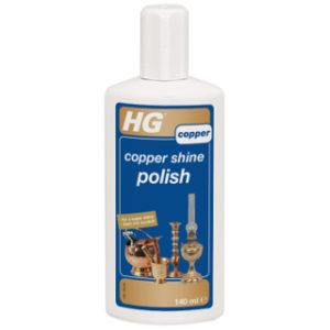 140ml COPPER SHINE POLISH HG