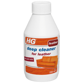 250ml DEEP CLEANER FOR LEATHER HG