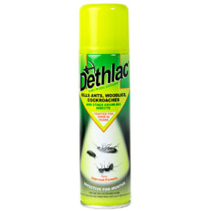 250ml DETHLAC INSECTICIDAL LACQUER