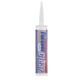 FOREVER CLEAR SEALANT CARTRIDGE EVERBUILD